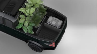 Canoo electric pick-up