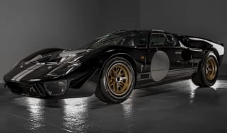 Everrati电动福特GT40延续