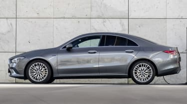 Mercedes CLA 250 e