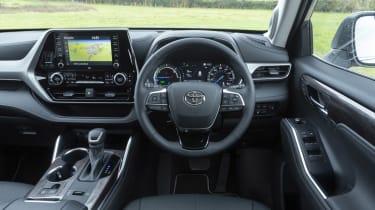 2021 Toyota Highlander Hybrid - Driver's Seat