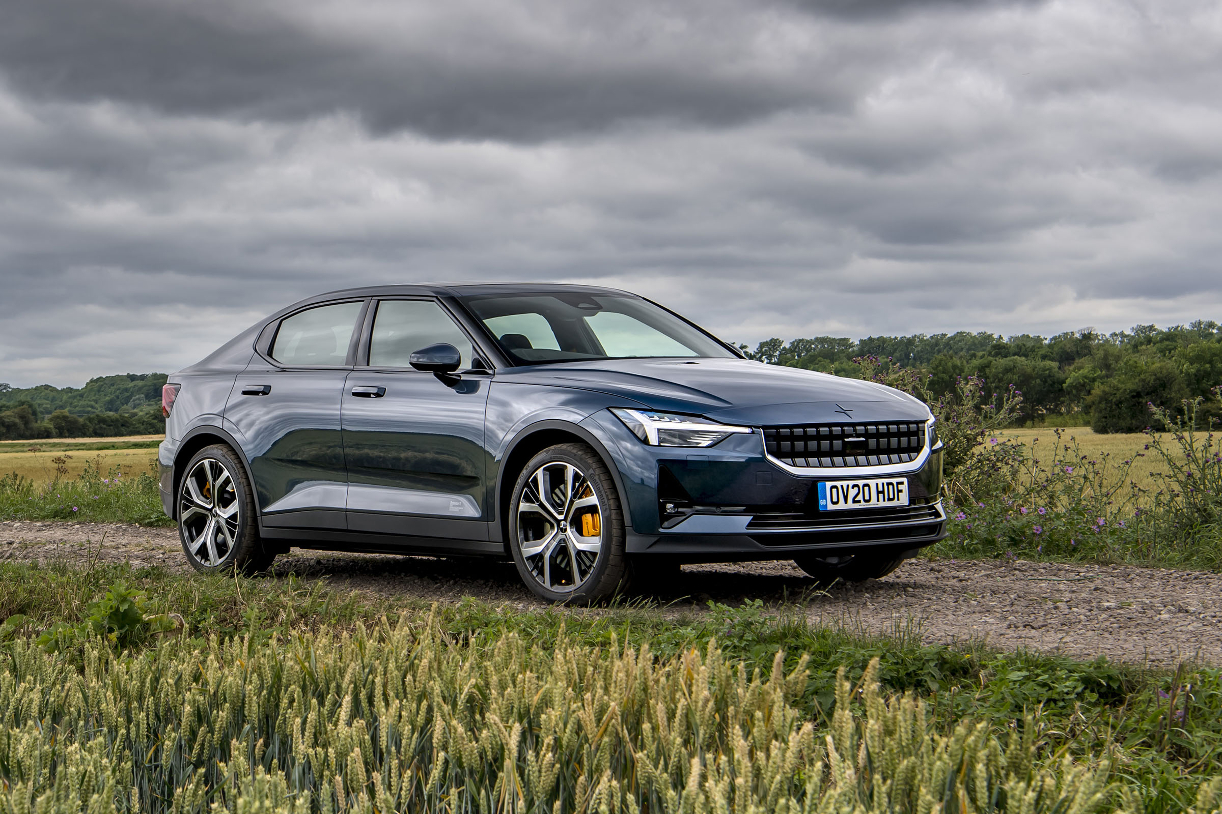Polestar 2 Review Drivingelectric